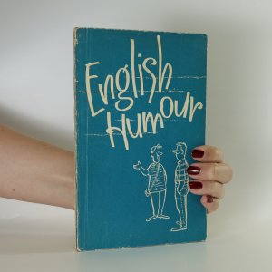 náhled knihy - English Humour