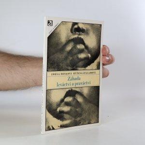 náhled knihy - Záhada leváctví a praváctví