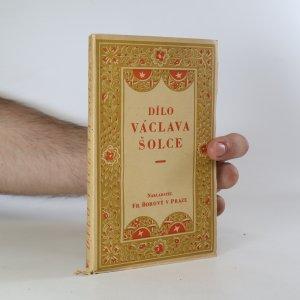 náhled knihy - Dílo Václava Šolce