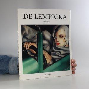 náhled knihy - Tamara de Lempicka 1898-1980 . Goddess of the automobile age