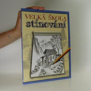 náhled knihy - Velká škola stínování