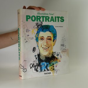 náhled knihy - Illustration now! Portraits