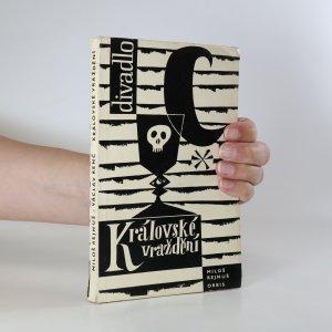 náhled knihy - Královské vraždění. Polonius