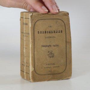 náhled knihy - La Gerusalemme liberata. Volume unico