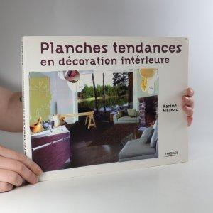 náhled knihy - Planches tendances en décoration intérieure