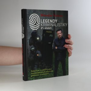 náhled knihy - Legendy kriminalistiky 21. století
