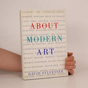 náhled knihy - About Modern Art