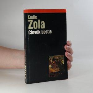 náhled knihy - Člověk bestie
