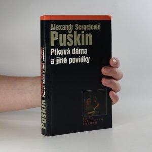 náhled knihy - Piková dáma a jiné povídky