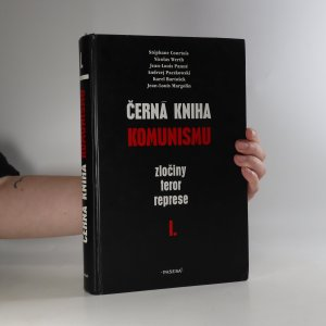 náhled knihy - Černá kniha komunismu I. díl