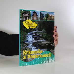 náhled knihy - Krkonoše a Podkrkonoší