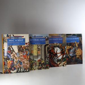 náhled knihy - Rytířské bitvy a osudy (I.-IV. díl, komplet)