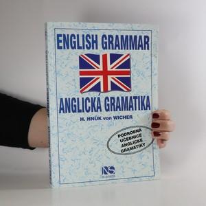 náhled knihy - English grammar. Anglická gramatika