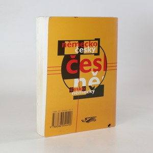 antikvární kniha Německo-český, česko-německý slovník, 1998