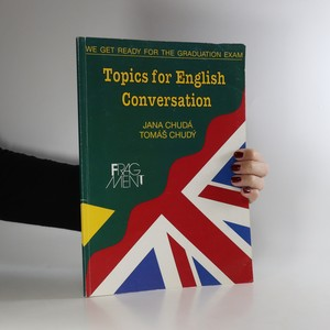náhled knihy - Topics for English Conversation