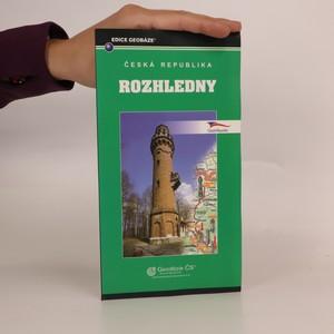 náhled knihy - Rozhledny České republiky 1: 500 000