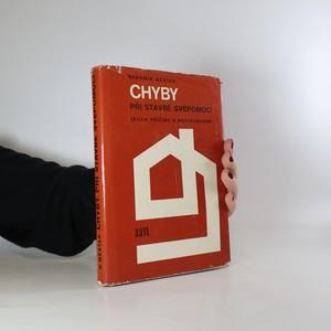 náhled knihy - Chyby při stavbě svépomocí