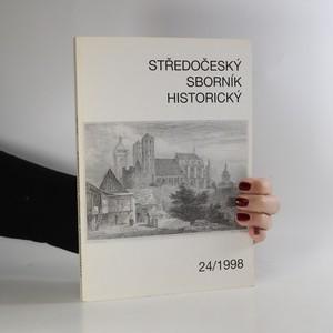 náhled knihy - Středočeský sborník historický 24/1998