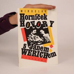 náhled knihy - Hovory s Janem Werichem
