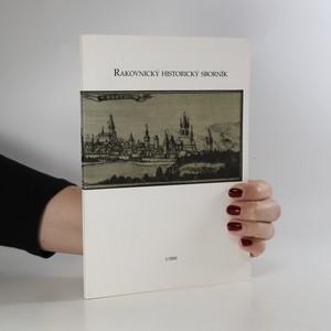 náhled knihy - Rakovnický historický sborník 1/2000
