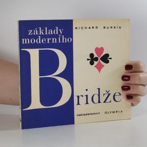 náhled knihy - Základy moderního bridže
