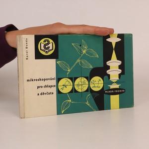 náhled knihy - Mikroskopování pro chlapce a děvčata