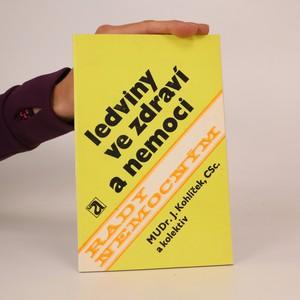 náhled knihy - Ledviny ve zdraví a nemoci