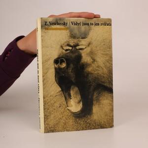 náhled knihy - Vždyť jsou to jen zvířata