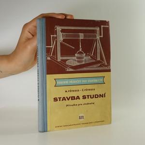 náhled knihy - Stavba studní (příručka pro studnáře)