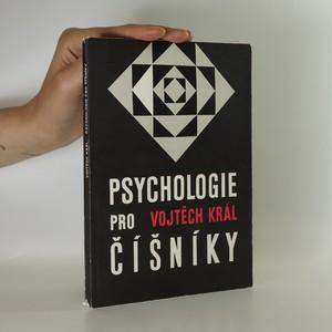 náhled knihy - Psychologie pro číšníky