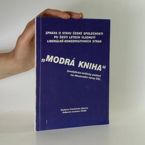 "náhled knihy - ""Modrá kniha"