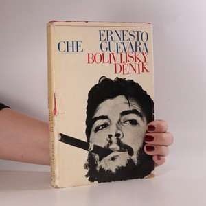 náhled knihy - Bolivijský deník