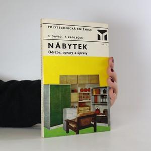 náhled knihy - Nábytek. Údržba, opravy a úpravy