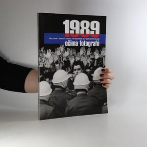 náhled knihy - 1989 očima fotografů