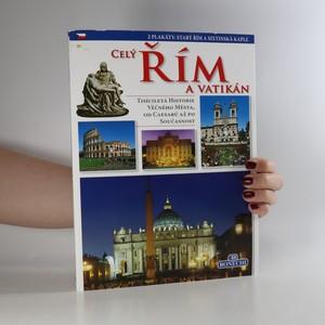 náhled knihy - Celý Řím a Vatikán