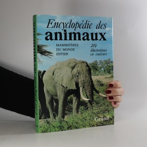 náhled knihy - Encyclopédie des animaux
