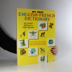 náhled knihy - My First English-French Dictionary