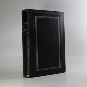 náhled knihy - Biblí svatá. Svatá písma Starého i Nového Zákona