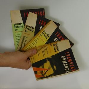 náhled knihy - Trampská romance. Písničky do kapsy (1., 4.-10.,13.-14. díl)