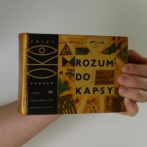 náhled knihy - Rozum do kapsy