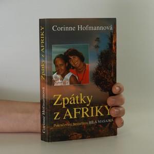 náhled knihy - Zpátky z Afriky