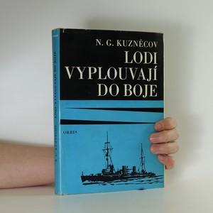 náhled knihy - Lodi vyplouvají do boje