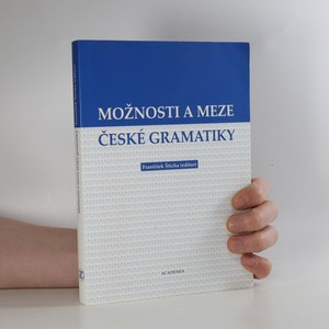 náhled knihy - Možnosti a meze české gramatiky