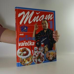 náhled knihy - Mňam, aneb, Prima vařečka. 1.