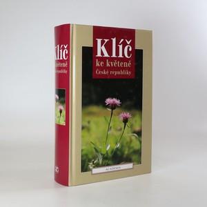 náhled knihy - Klíč ke květeně České republiky