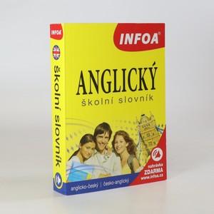 náhled knihy - Anglický školní slovník