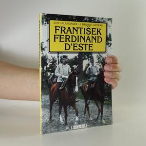 náhled knihy - František Ferdinand d'Este