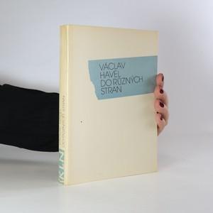 náhled knihy - Do různých stran. Eseje a články z let 1983–1989