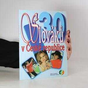 náhled knihy - Třicet Slováků v České republice