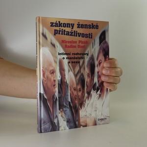 náhled knihy - Zákony ženské přitažlivosti. Intimní rozhovory o manželství a sexu